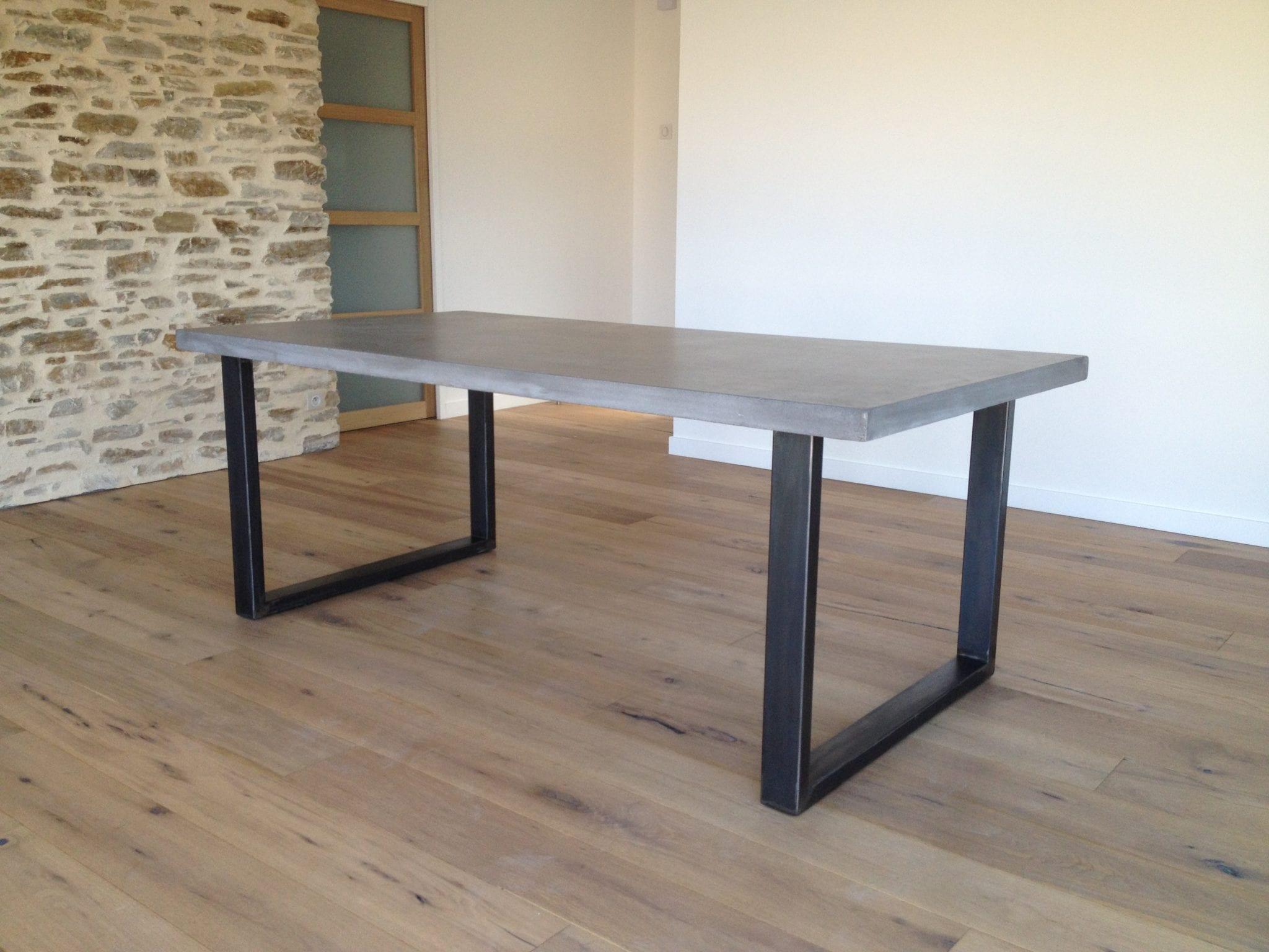 table reca – matières grises